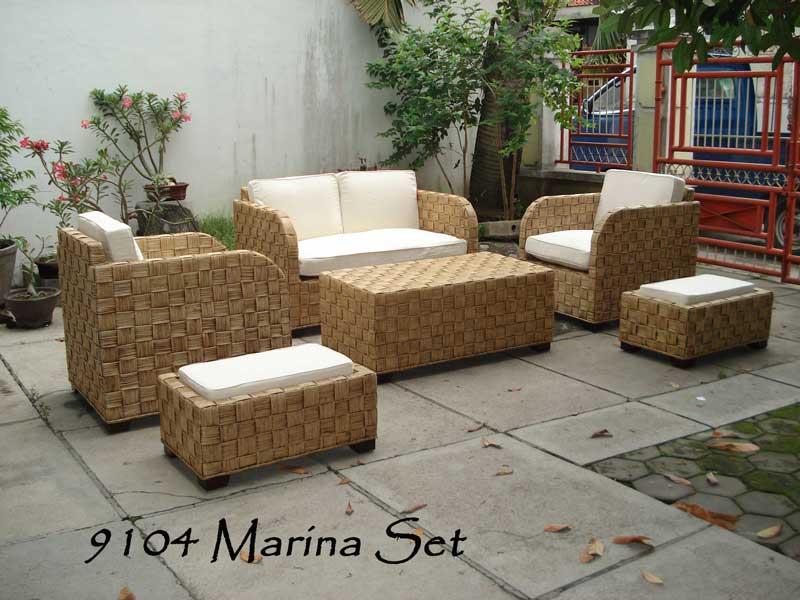 Spain rattan living room set | Indonesia Garden Teak ...