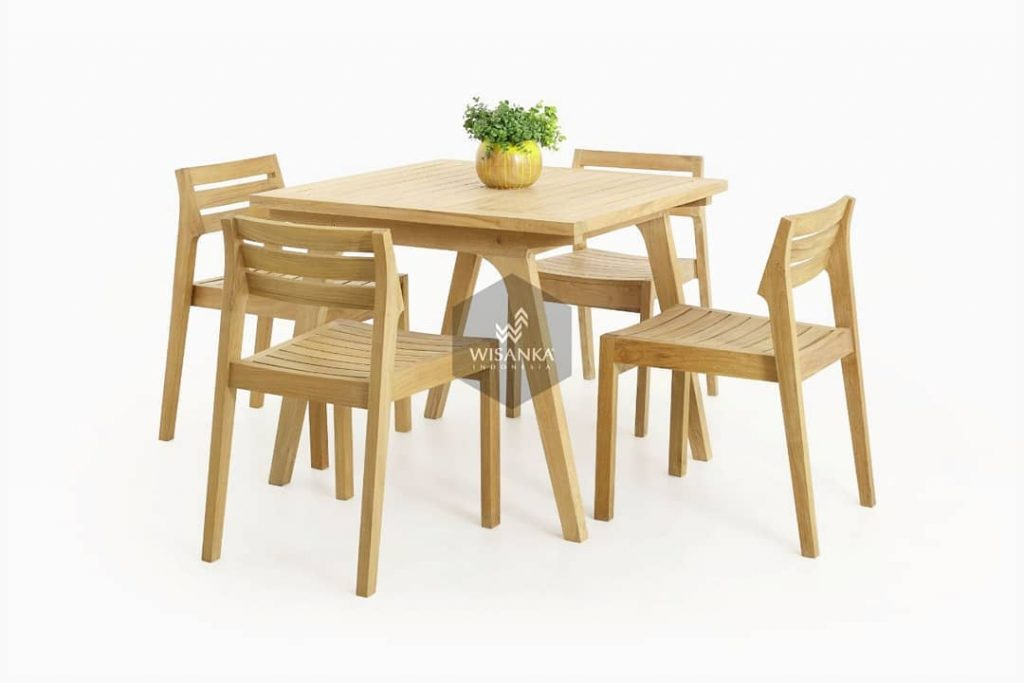 Denver Dining SetProudly present our new collection in outdoor range. Have just...